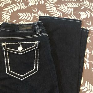 Day trip Virgo boot cut jeans